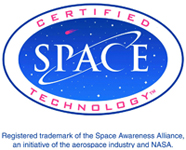 Tempur-Pedic is the only memory foam recognized by NASA and Aerospace industry