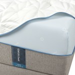 Tempur-Pedic custom bed with all the original materials, features and warranty